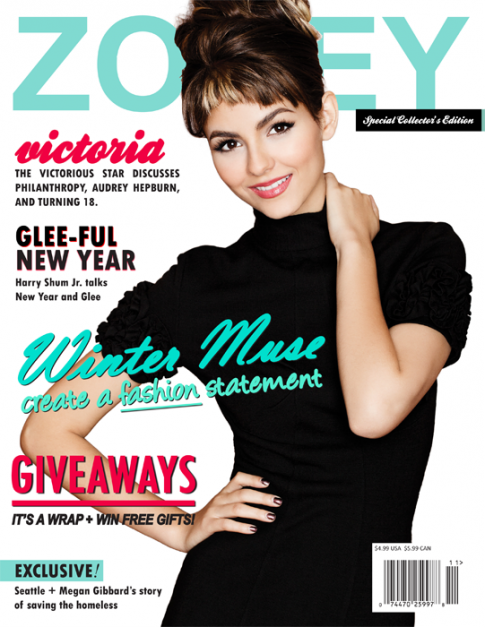 Zooey Magazine - December/January